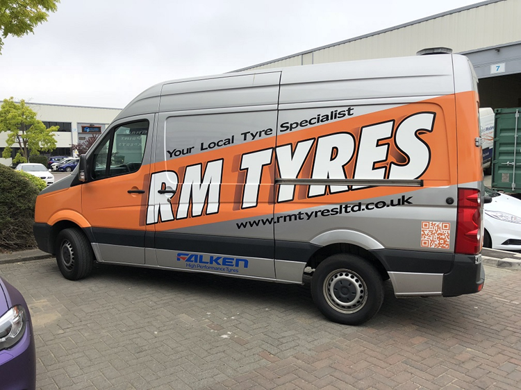 Emergency Mobile Tyre Service